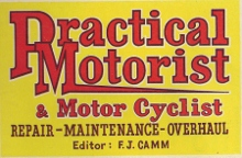 Practical Motorist 12th May 1934